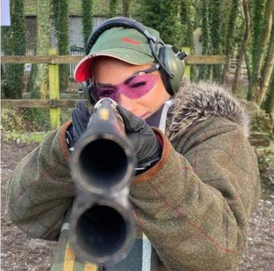 clay pigeon and game shooting lessons in Sussex with qualified instructor