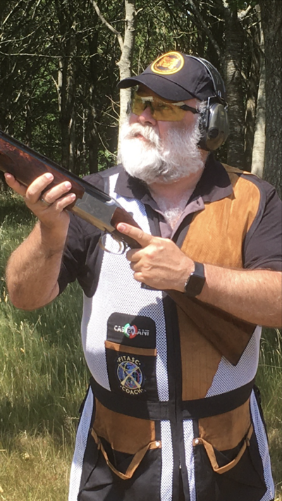 Shooting lessons Sussex with Iain Stirling | Stirling Shooting | Clay pigeon and game shooting Lessons in Sussex from professional freelance APSI & CPSA Qualified Instructor